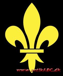 fransk lilje symbol