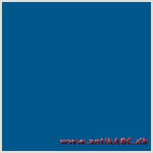 den blå farve